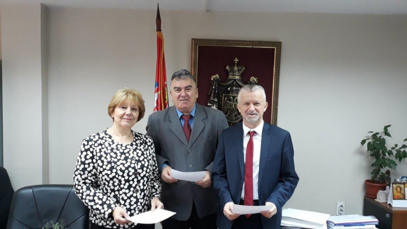 Danimir Vulinović and Snežana Trnjaković Appointed Supreme State Auditors