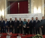 Signing Ceremony of the Memorandum of Understanding between the USAID Mission and Local Governments