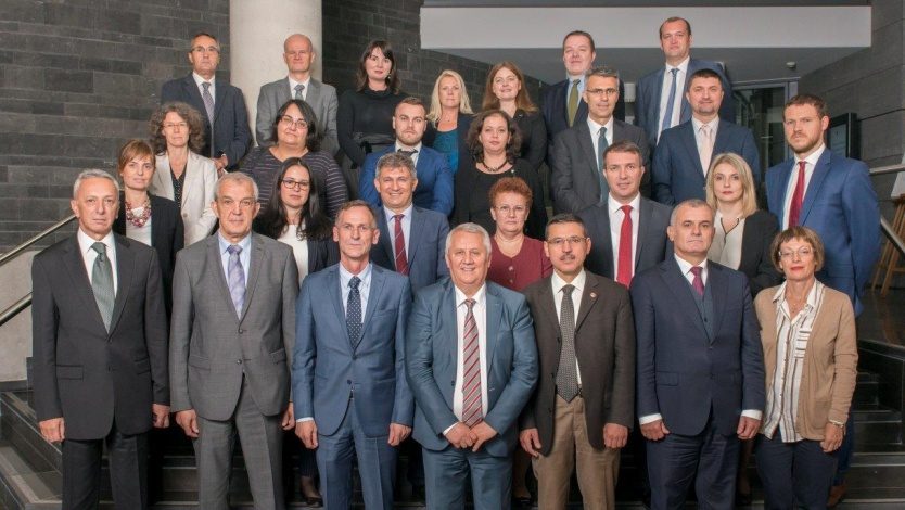 State Audit Institution Chaired the Meeting of Presidents of the Network of the Supreme Audit Institutions of EU Candidate and Potential Candidate Countries and the European Court of Auditors